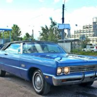 Продажа Plymouth Fury 3 1976 года