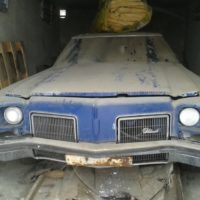 Продажа Oldsmobile Delta Royal 88 1972 года