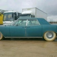 Продажа Lincoln Continental 1968 года