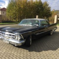 Продажа Chrysler Imperial до 1960 года