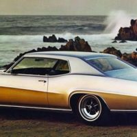 Buick Wildcat Sport Coupe 1969