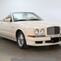1999 Bentley Azure Convertible Cabriolet