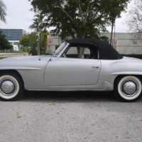 1959 Mercedes-Benz 190 SL