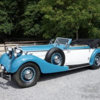 1938 Horche 853 Sport Cabriolet