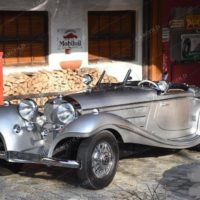 1937 Mercedes-Benz 500k Special Roadster