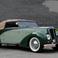 1950 Salmon S4-61 Cabriolet