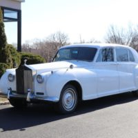 1961 Rolls -Royce Phantom James Young