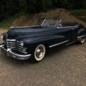 1947 Cadillac Series62 Cabriolet Coupe