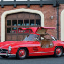 1955 Mercedes-Benz 300 Gullwing Coupe