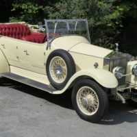 1925 Rolls-Royce 20 hp Horfield Open Tourer