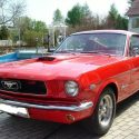 Продажа Ford Mustang 1966 года