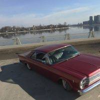 Продажа Ford Galaxie Fastback 1966 года