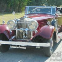 1932 Horche 780 Sport Cabriolet