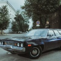 Продажа Plymouth Satellite 1972 года