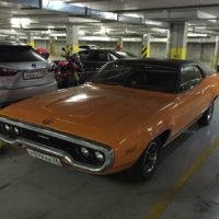 Продажа Plymouth Satellite 1971 года