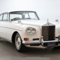 1965 Bentley S3  Continental Coupe Chiness Eye