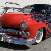 1950 Mercury Lead Sled Coupe 2 door
