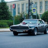 Продажа Ford Thunderbird 1967 года