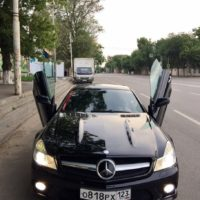Продажа Mercedes-Benz SL-класс 2008 года