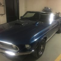 Продажа Ford Mustang 1969 года