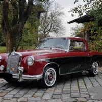 1959 Mercedes-Benz 220 SE Coupe