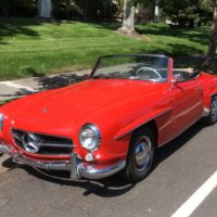 1963 Mercedes-Benz 190 SL